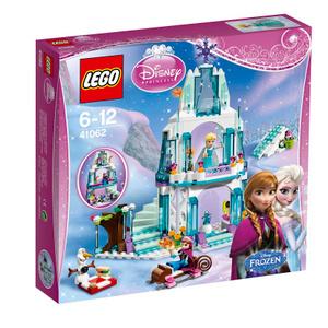 Купить LEGO Disney Princesses Конструктор Ледяной замок Эльзы 41062 - детские товары LEGO в интернет-магазине OZON.ru, цена lego disney princesses конструктор ледяной замок эльзы 41062