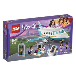 Купить LEGO Friends Конструктор Частный самолет 41100 - детские товары LEGO в интернет-магазине OZON.ru, цена lego friends конструктор частный самолет 41100