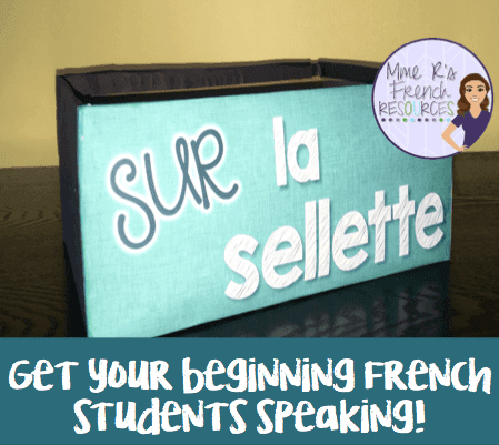 French-speaking-activity