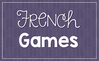 Games for French class