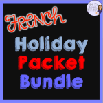 French-holiday-worksheets