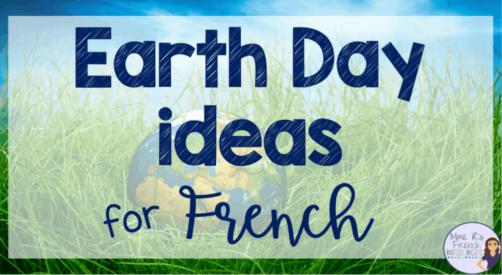 French-earth-day-teaching-ideas