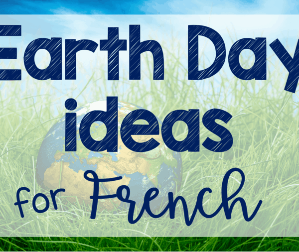 French Earth Day ideas