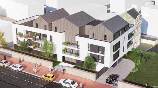 vente appartement avec terrasse caen