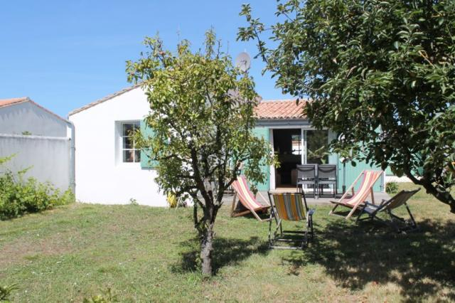 vente de maisons 3 pieces a ile de re