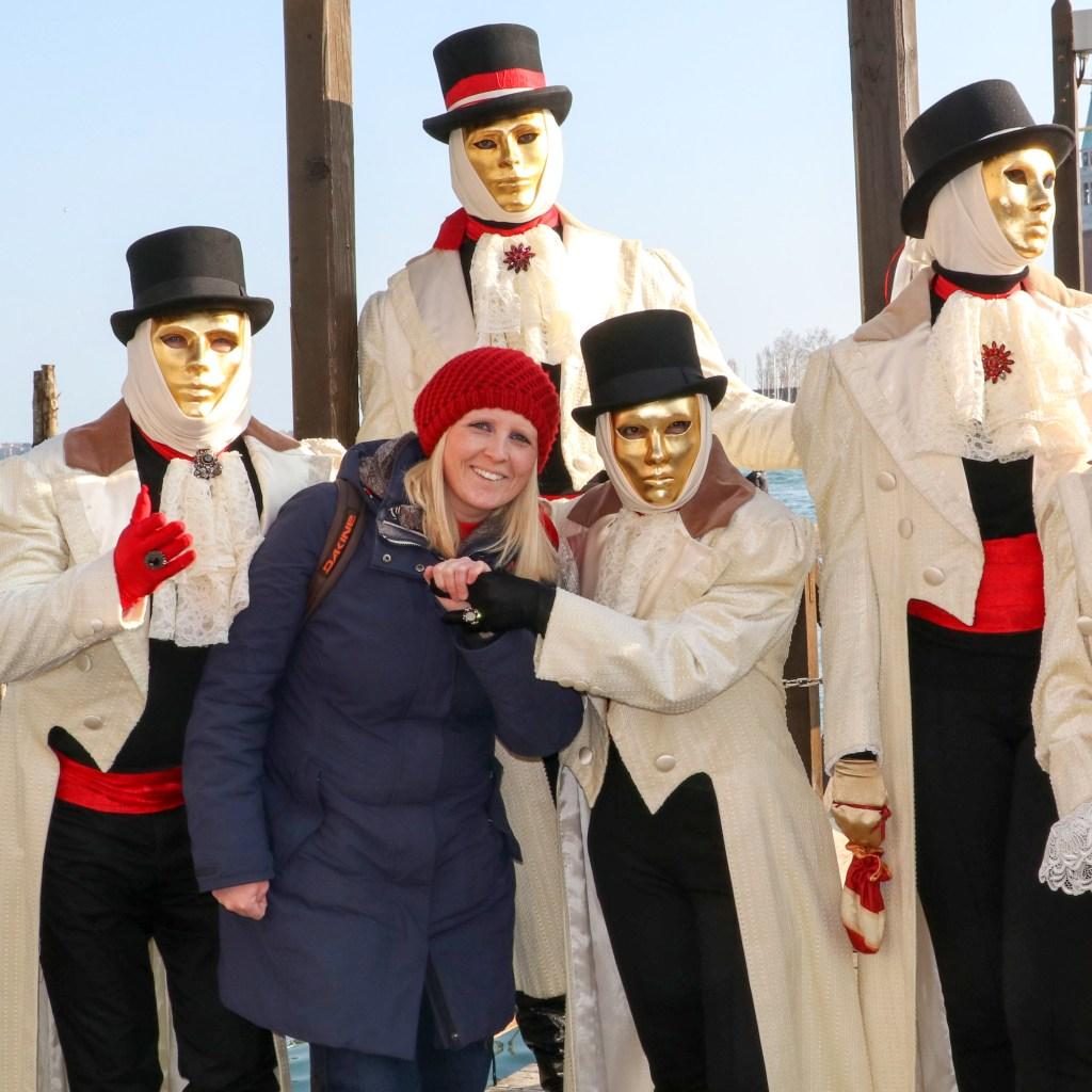 Italien: Fototour zum Karneval von Venedig