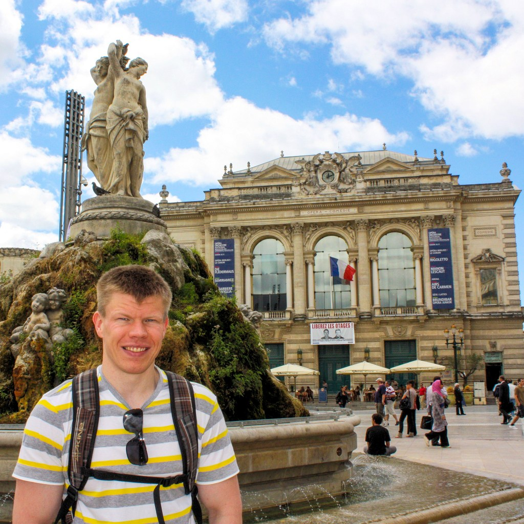 Frankreich: Sehenswürdigkeiten in Montpellier