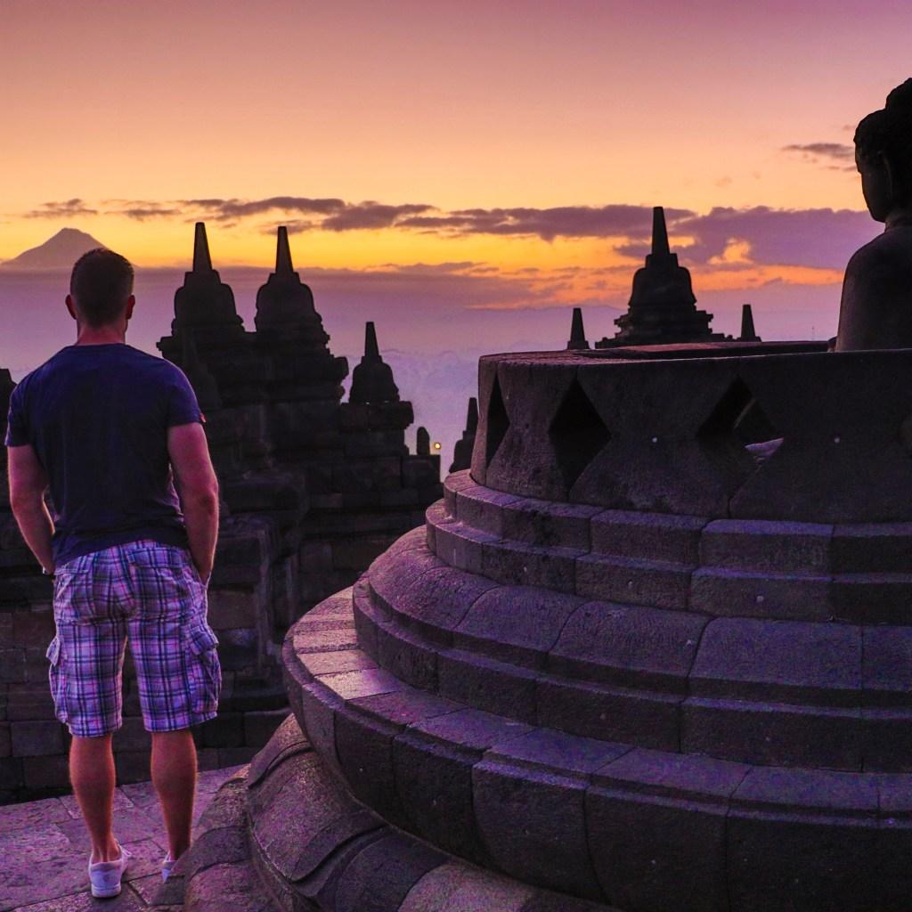 Indonesien: Java – Sehenswürdigkeiten und Tipps – u.a. Borobudur & Prambanan