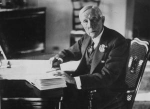 Rockefeller At Work