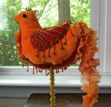 Crazy Orange Bird