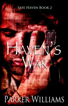 Parker Williams - Haven's War Cover