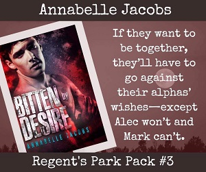 Bitten by Desire by Annabelle Jacobs