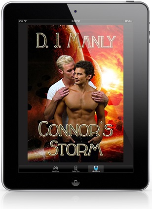 Connor's Storm by D.J. Manly