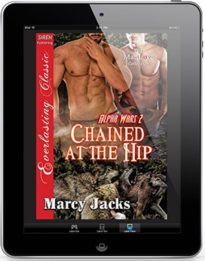 Chained at the Hip by Marcy Jacks