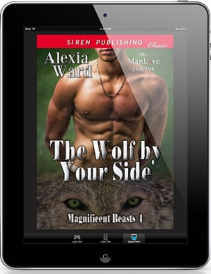 The Wolf by Your Side by Alexia Ward