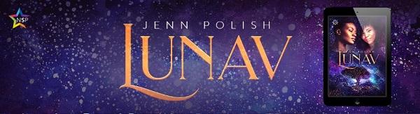 LUNAV by Jenn Polish Release Blast, Excerpt & Giveaway!