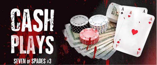 Cash Plays by Cordelia Kingsbridge Blog Tour, Excerpt & Giveaway!