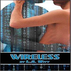 Wireless by L.A. Witt Retro Tour, Review & Giveaway!