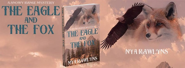 The Eagle and the Fox Audio by Nya Rawlyns Audio Tour & Excerpt!