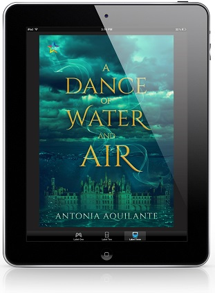 A Dance of Water and Air by Antonia Aquilante