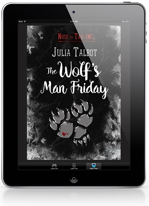 The Wolf's Man Friday by Julia Talbot