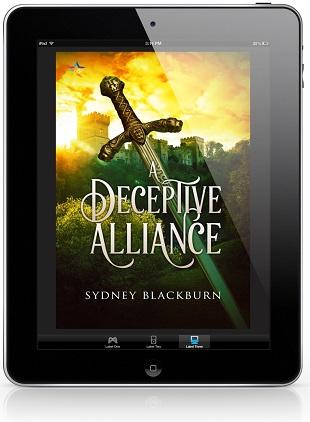 A Deceptive Alliance by Sydney Blackburn Release Blast, Excerpt & Giveaway!