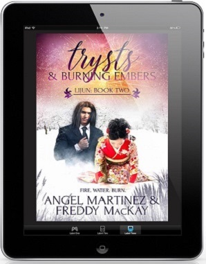 Trysts and Embers by Angel Martinez & Freddy McKay