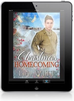 Christmas Homecoming by L.A. Witt Blog Tour, Review & Giveaway!