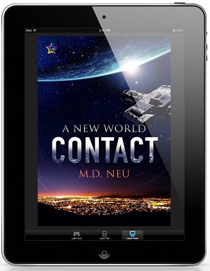 Contact by M.D. Neu Release Blast, Excerpt & Giveaway!