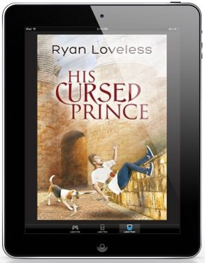 His Cursed Prince by Ryan Loveless Guest Post & Exclusive Excerpt!