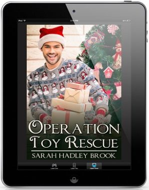 Operation Toy Rescue by Sarah Hadley Brook Blog Tour, Excerpt, Review & Giveaway!