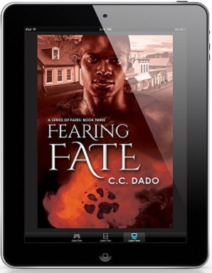 Fearing Fate by C.C. Dado