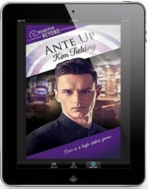 Ante Up by Kim Fielding
