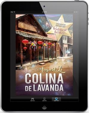 Colina de Lavanda by August Li