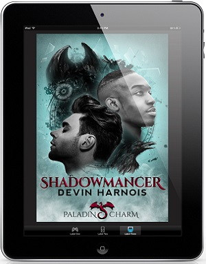 Shadowmancer by Devin Harnois