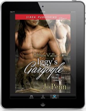 Iggy's Gargoyle by Jo Penn