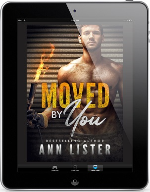 Moved By You by Ann Lister Release Blast & Giveaway!