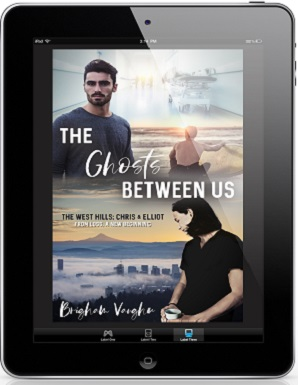 The Ghosts Between Us by Brigham Vaughn Blog Tour & Giveaway!