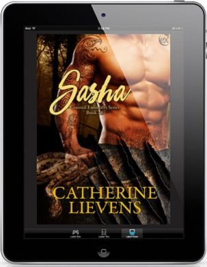 Sasha by Catherine Lievens