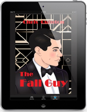 The Fall Guy by Chris Quinton Blog Tour!