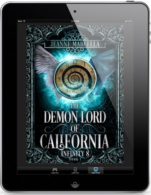 The Demon Lord Of California by Jeanne Marcella Blog Tour, Guest Post, Excerpt & Giveaway!