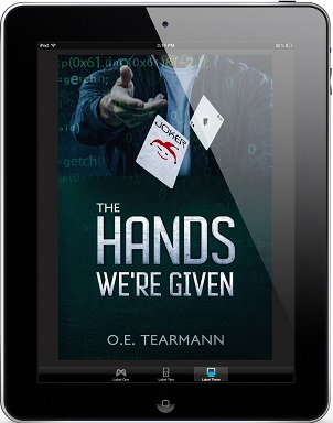 The Hands We're Given by O.E. Tearmann Blog Tour, Guest Post, Excerpt & Giveaway!