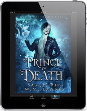 Prince of Death by Sam Burns & W.M. Fawkes