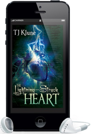 The Lightning Struck Heart by T.J. Klune ~ Audio Review