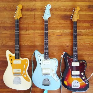 Upgrading a Squier J Mascis Jazzmaster | Mike & Mike's