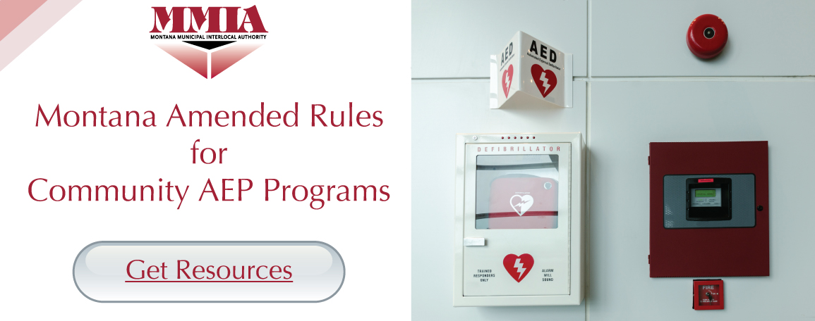 Montana Amended Rules for Community AEP Programs. Get Resources