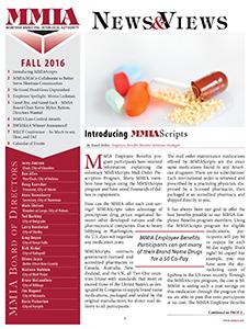 MMIA News & Views - Fall 2016