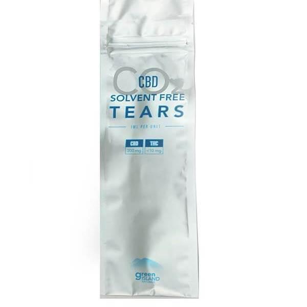 CBD Tears - Solvent Free