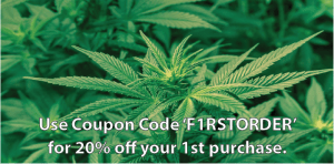 Use coupon code 'F1RSTORDER' for 20% off your 1st Purchase