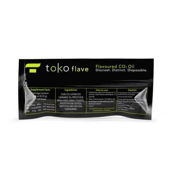 Toko Flave CO2 Oil Pen